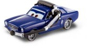 Disney Cars Brent Mustangburger with Headset