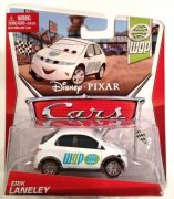 Disney Cars Erik Laneley World Grand Prix