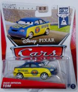 Disney Cars Race Official Tom Piston Cup