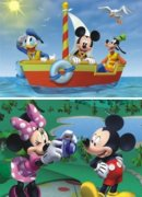 "Puzzle 2x48 ""Mickey Mouse Clubhouse"""