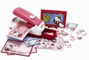 Hello Kitty puzzle Designer