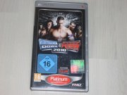 SONY psp hra SMACK DOWN vs RAW 2010