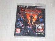 PLAYSTATION 3 hra RESIDENT EVIL