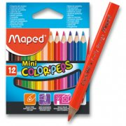 Pastelky Maped Mini - 12ks