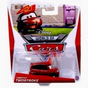 Disney Cars Timothy Twostroke World of Cars 2014