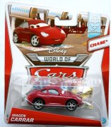 DISNEY CARS MAGEN CARRAR CHASE !!!