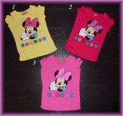 Triko MINNIE MOUSE Disney 42100 vel. 128