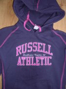 Mikina Russell athletic