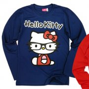 Tričko Hello Kitty junior blue