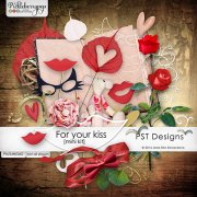 For Your Kiss - minikit