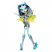 Monster High příšerka Superhrdinka Frankie Stein