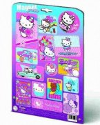 5291Y Magnetky A4 Hello Kitty 15 magnetek