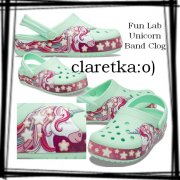 CROCS Fun Lab Galactic Clog