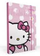 5354Y Box na sešity A4 Hello Kitty Kids