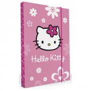 6802Y Box na sešity A4 Hello Kitty