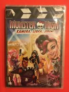 Monster High: Kamera, Lebka, Jedem!, DVD