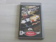 PSP hra NEED FOR SPEED MOST WANTED