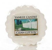 Clean cotton vonný vosk Yankee candle