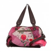 IHNED !!!DESIGUAL KABELKA NEWTOKYO PATCH ROJO