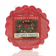 Red apple wreath vonný vosk Yankee candle