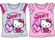 DÍVČÍ TRIKO HELLO KITTY, v.104/110