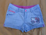 Kratasy s Hello Kitty vel. 152