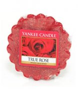True rose vonný vosk Yankee candle
