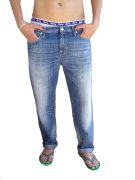2876)ORIGINAL REPLAY BOYFIT JEANS-RASIDA, VEL. 25