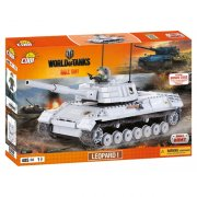 WORLD of TANKS Tank Leopard 1 - staveb. COBI 3009