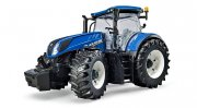 Traktor Bruder New Holland TG 285