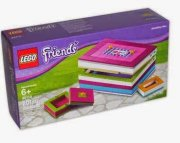 LEGO® 40114 Friends Buildable Jewelry Box