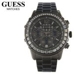 - -GUESS Dazzling Sport Chronograph Ladies Watch