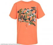 Chlapecké triko Ecko UNLTD Camo High orange peel