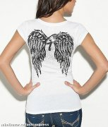 -G by GUESS Whitney Wing Tee