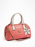 GUESS kabelka Hula Girl Box Satchel Bag