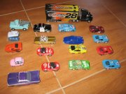 cars mac kov modely 19 ks