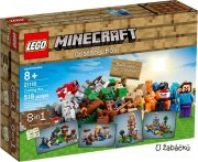 LEGO 21116 MINECRAFT Crafting box 8 v 1