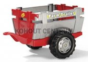 Rolly toys-vlek Mega FARM Trailer 122097