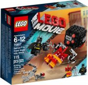 LEGO® 70817 MOVIE Batman &Super Angry Kitty Attack