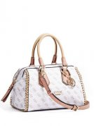GUESS Confidential Logo Small Frame Satchel