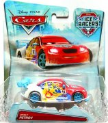 Disney Cars Vitaly Petrov Ice Racers