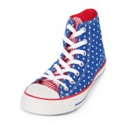 Tenisky -boty Converse CT HI BLUE/WHITE/RE