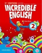 Incredible English 2nd Edition 2 Class Book kniha