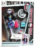 Panenka Monster High ABBEY BOMINABLE Y8506