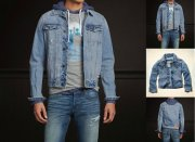 Hollister by Abercrombie&Fitch panska bunda vel,M