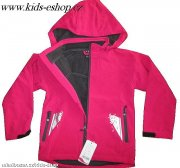 SOFTSHELL BUNDA S FLEECEM