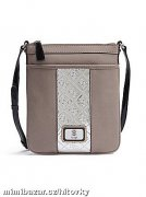 *Kabelka GUESS Dominga Mini Cross-Body Bag