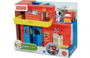Fisher price Little people hasicska stanice