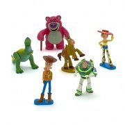 TOY STORY - sada figurek 6ks