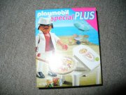 Playmobil 4766 Pizzař